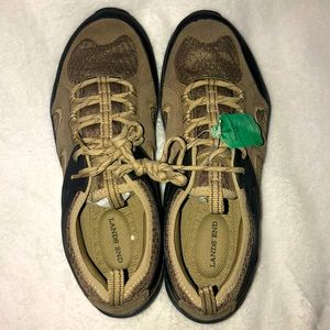 NWT Lands' End Nature Tex Casual Outdoor Shoes